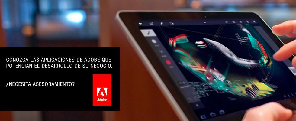 Encontra todas las soluciones Adobe