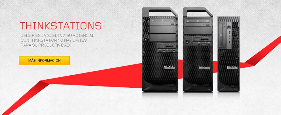 Te acercamos todas las soluciones de escritorio de Lenovo